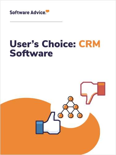 User's Choice: Top 5 CRM Software Options