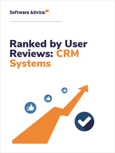 Top 8 CRM Systems as Ranked by Users