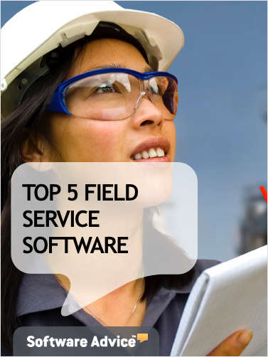 The Top 5 Field Service Software - Get Unbiased Reviews & Price Quotes