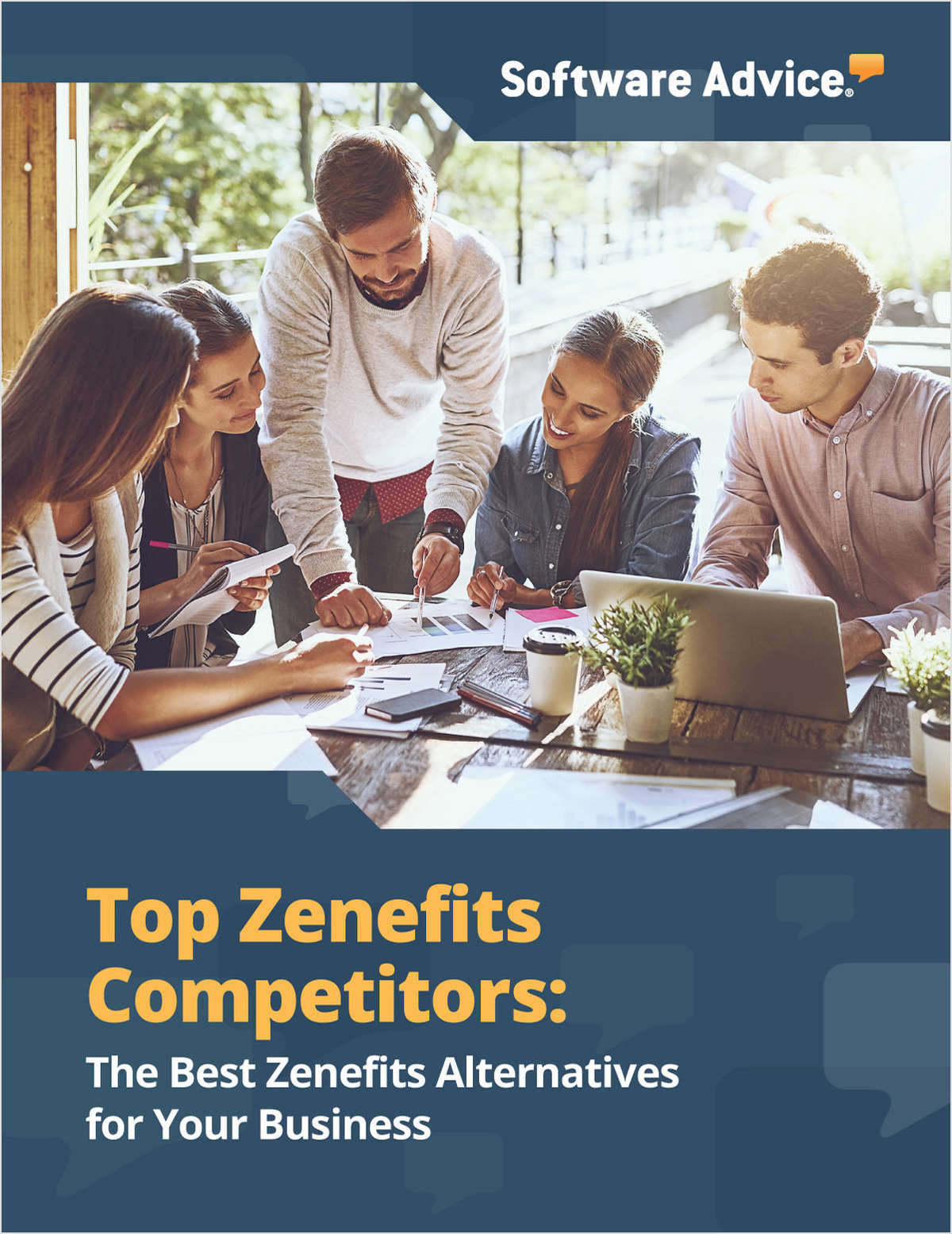 Top Recommended Zenefits Competitors and Alternatives