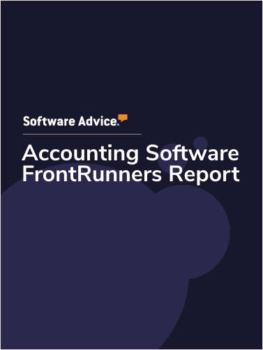Top Rated FrontRunners for Accounting Software