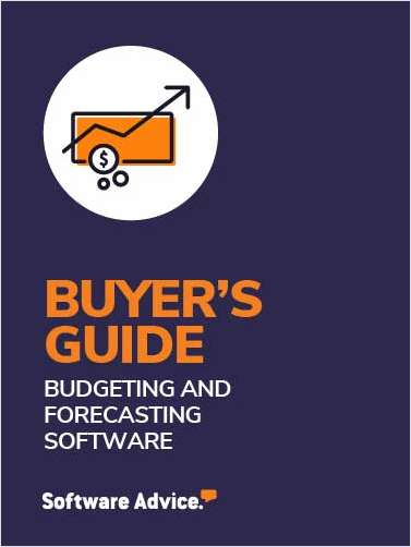Buying Budgeting & Forecasting Software in 2020? Read This Guide First