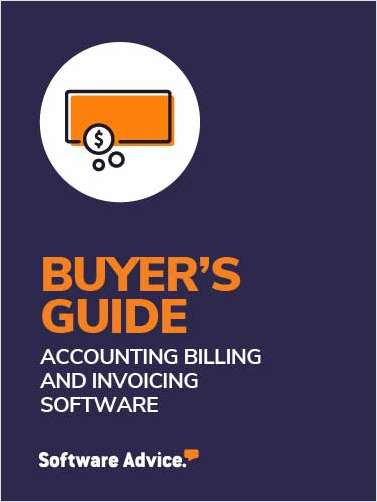 A 2020 Buyer's Guide to Billing & Invoicing Software