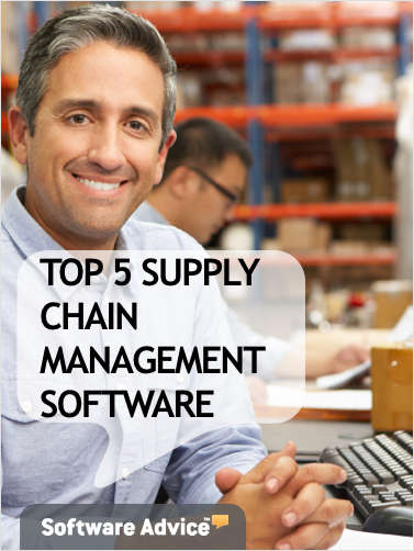 The Top 5 Supply Chain Management Software - Get Unbiased Reviews & Price Quotes