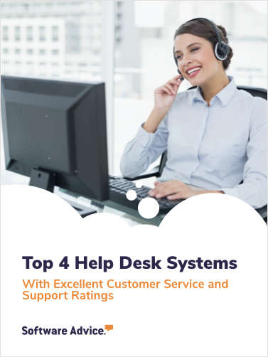 4 Best Help Desk Solutions With Excellent Customer Service and Support Ratings