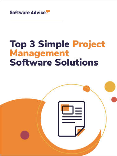 Top 3 Simple Project Management Software Solutions
