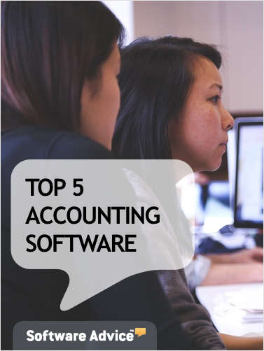 The Top 5 Accounting Software - Get Unbiased Reviews & Price Quotes