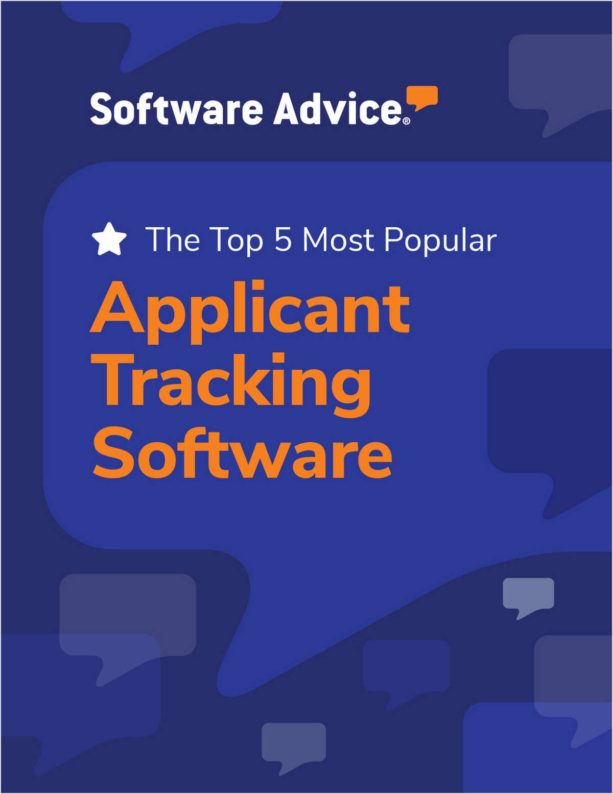 Software Advice's Top 5: Most Popular Applicant Tracking Software