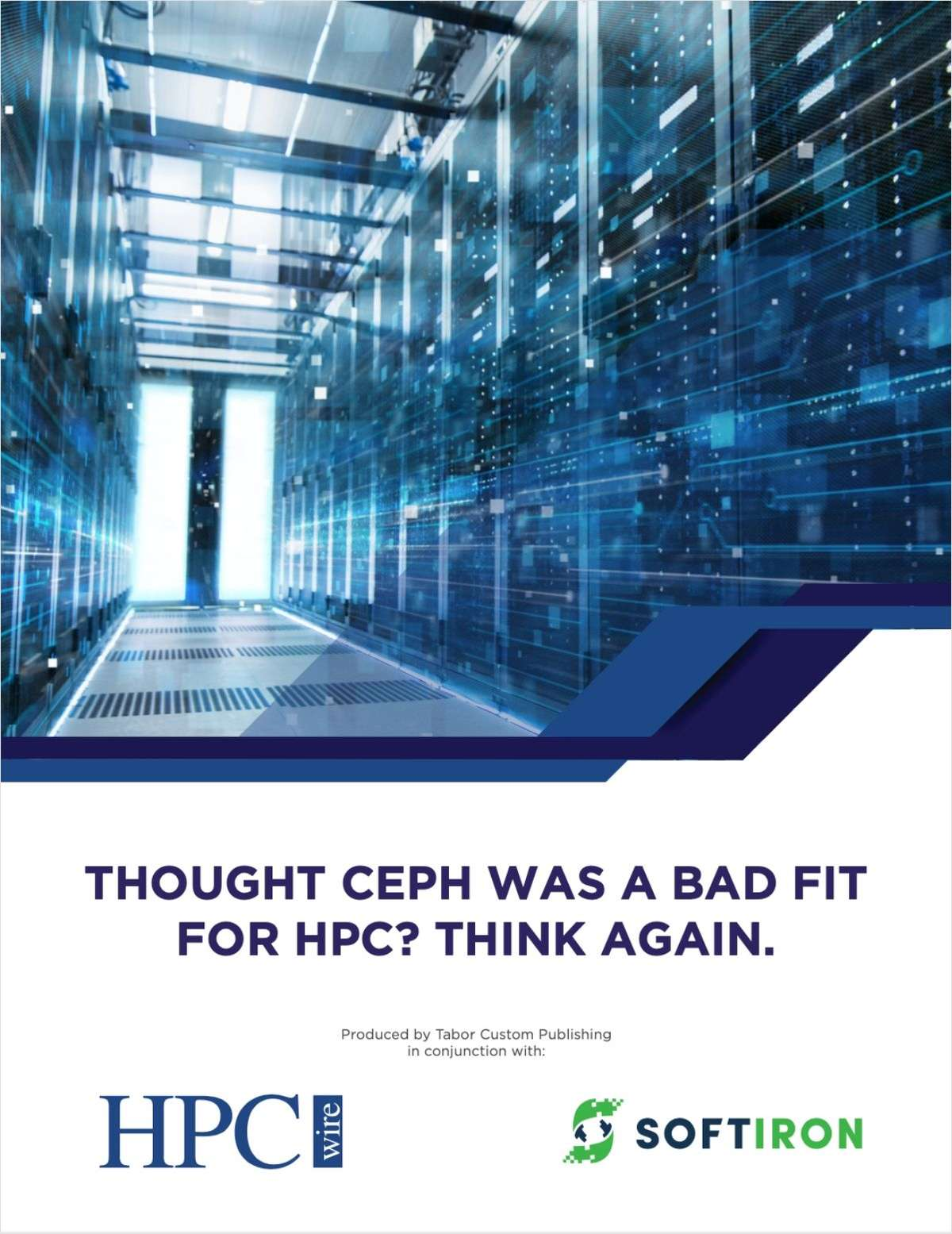 Why Ceph Is the Perfect Software-Defined Storage Fit for HPC