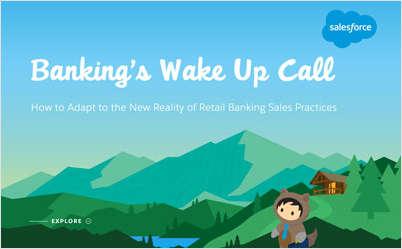 Banking's Wake up Call
