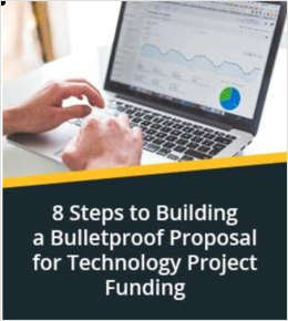 8 Steps to Building a Bulletproof Proposal for Tech Funding