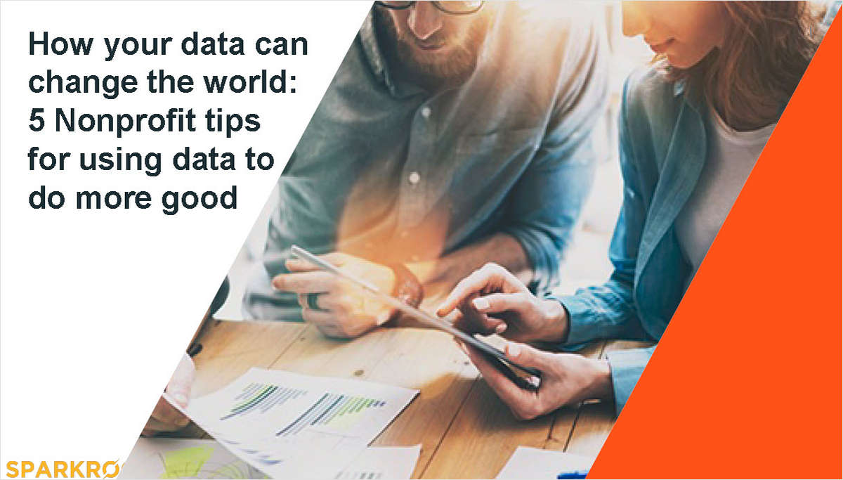 How your Data Can Change the World