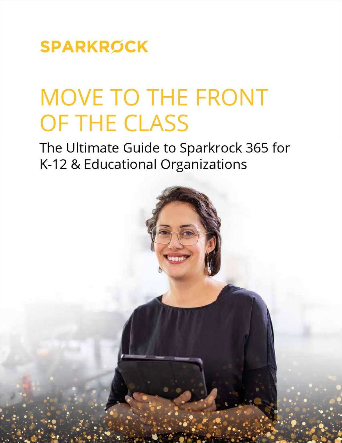 MOVE TO THE FRONT OF THE CLASS