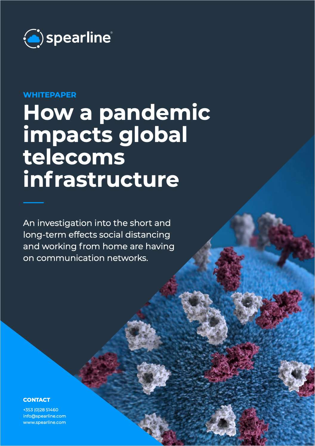 How a Pandemic Impacts Global Telecoms Infrastructure