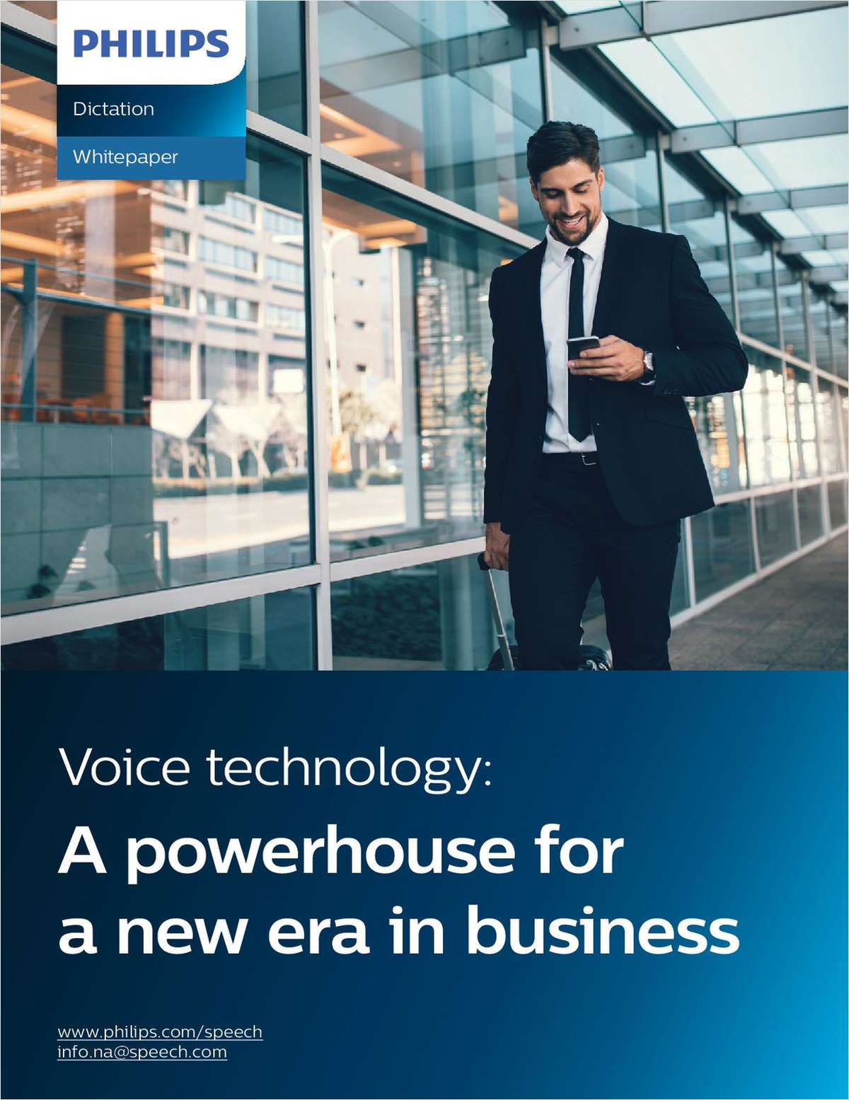 Voice Technology: A Powerhouse for a New Era in Legal Business