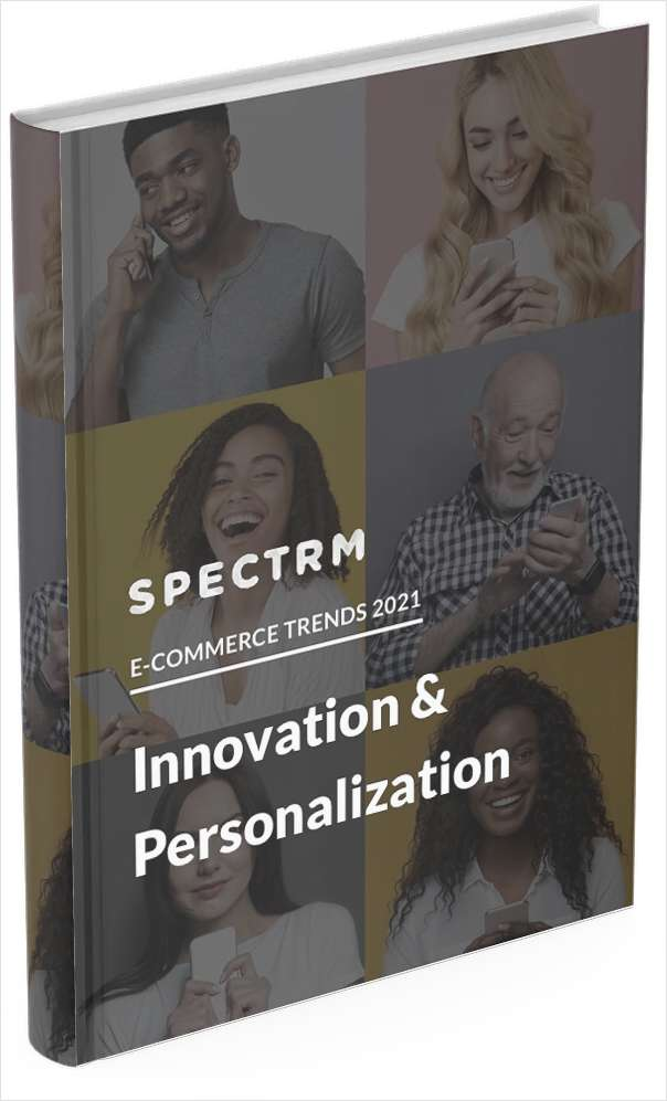 [Industry Report] E-Commerce Trends 2021: Innovation & Personalization