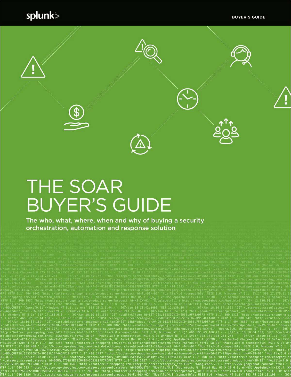 The SOAR Buyer's Guide