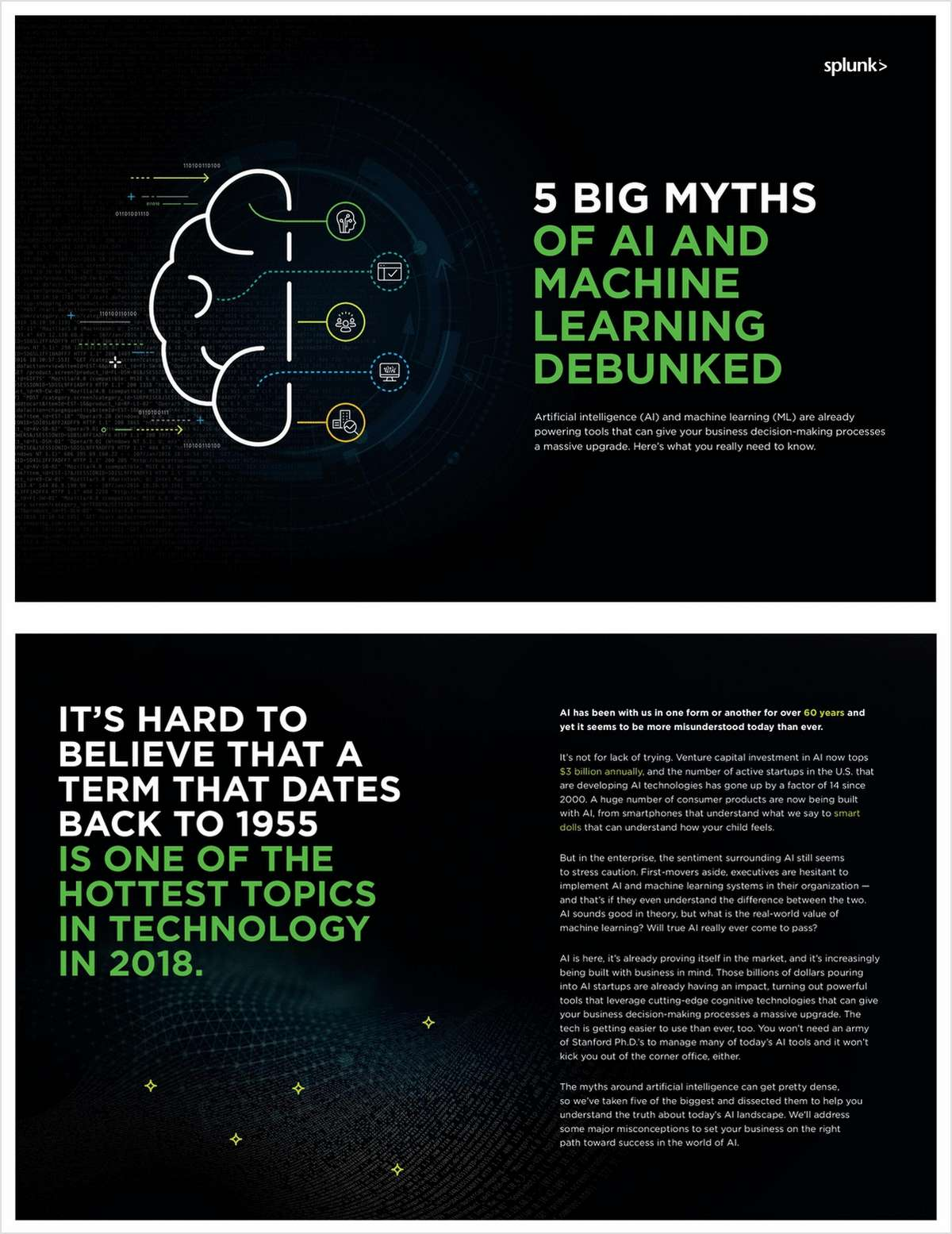 5 Big Myths of AI and Machine Learning Debunked