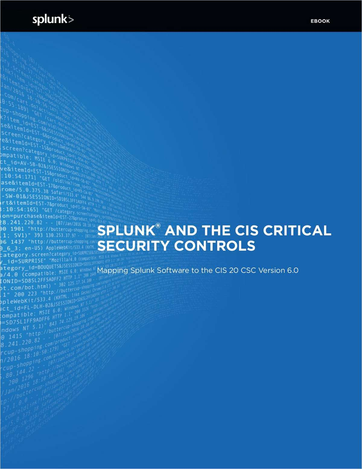 Splunk and the CIS Critical Security Controls