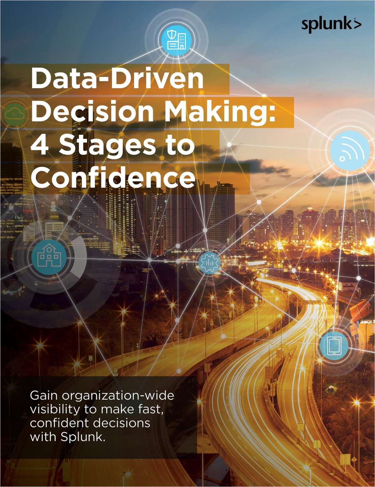 Data-Driven Decision-Making: 4 Stages to Confidence