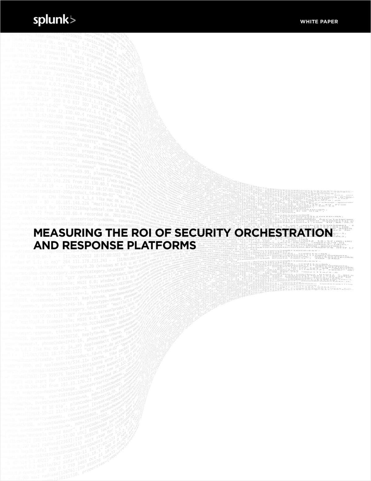 Measuring the ROI of Security Operations Platforms