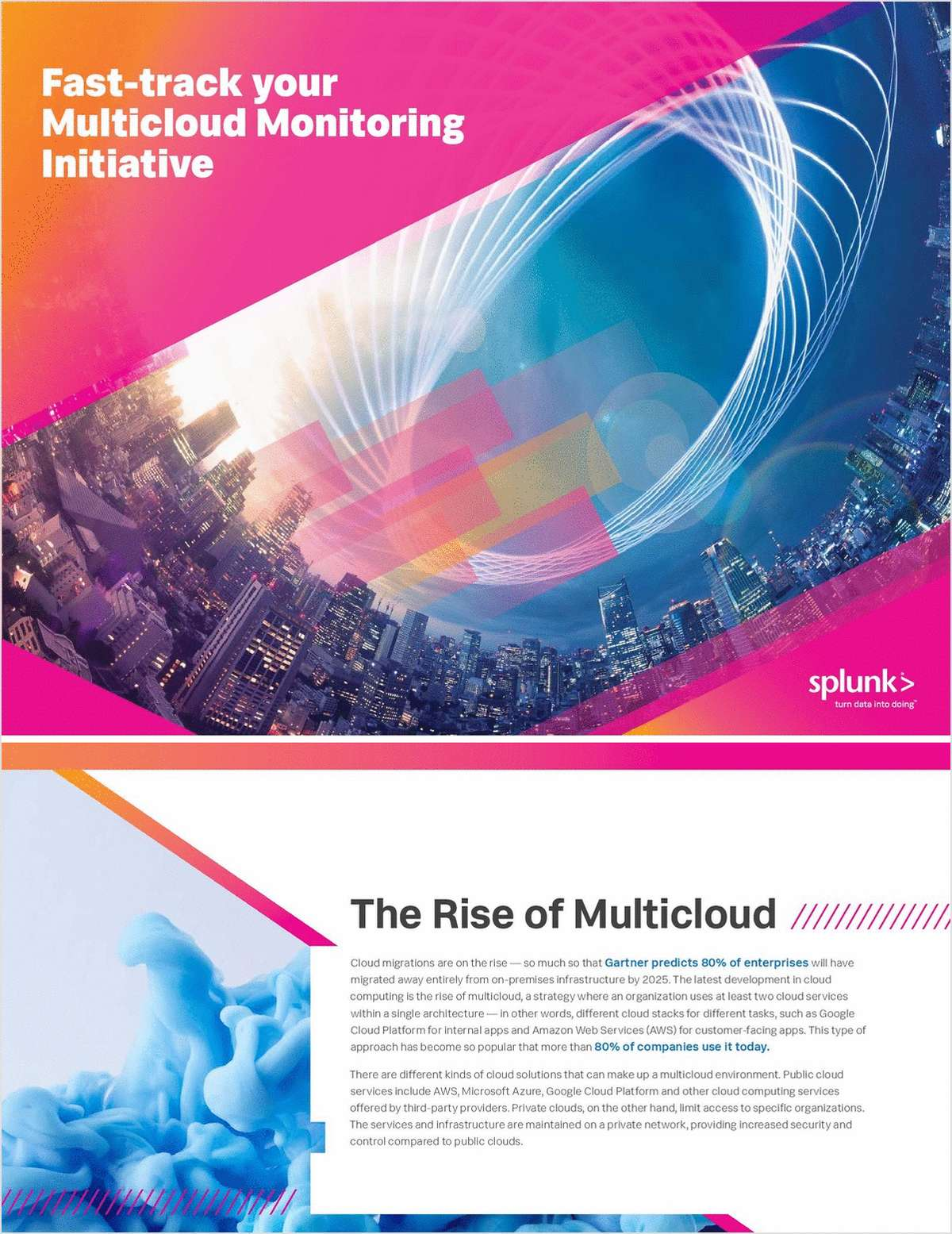 Fast-Track Your Multicloud Monitoring Initiative: How to Embrace New Multicloud Environments