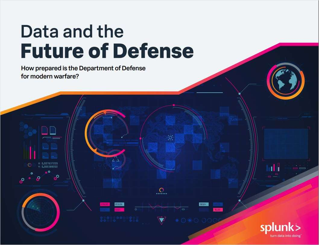 Data and the Future of Defense: How prepared is the Department of Defense for modern warfare?