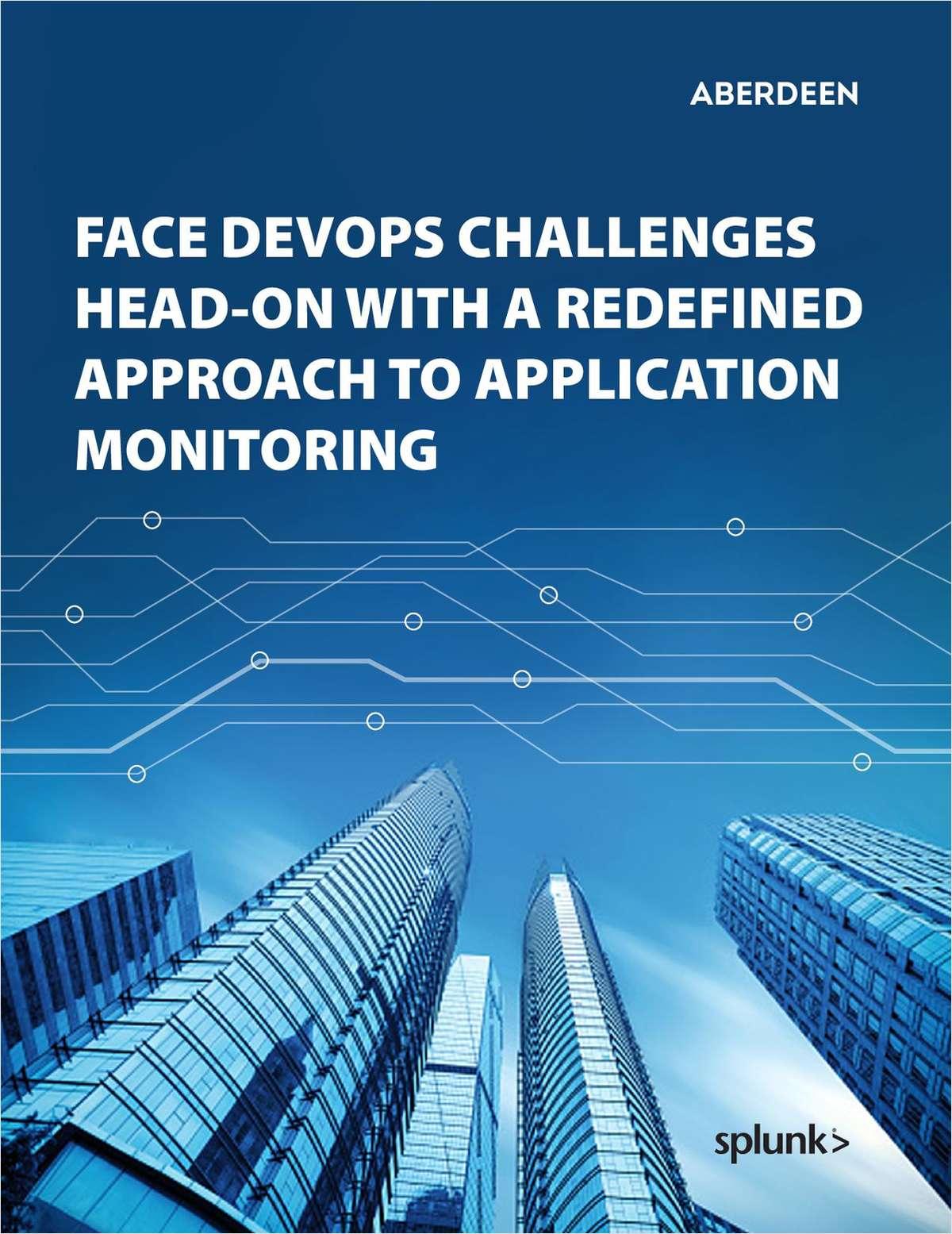 APM Redefined: Face DevOps Challenges Head-On