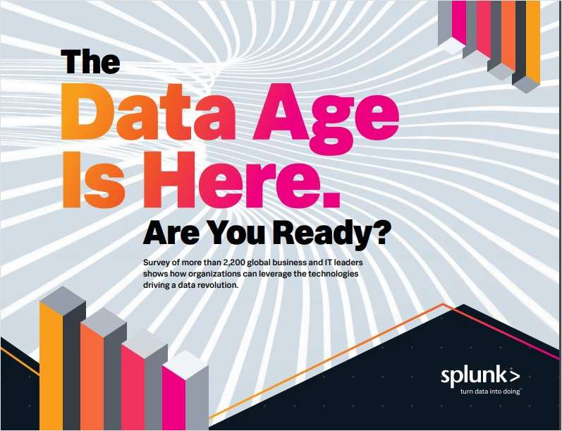 The Data Age Is Here, Are You Ready?