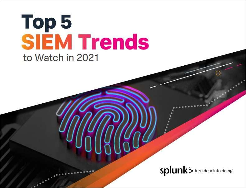 Top 5 SIEM Trends to Watch in 2021