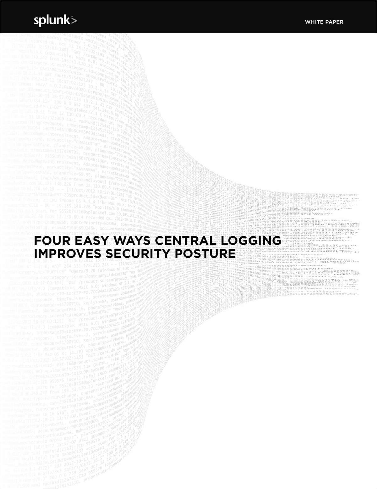 Four Easy Ways Central Logging Improves Security Posture