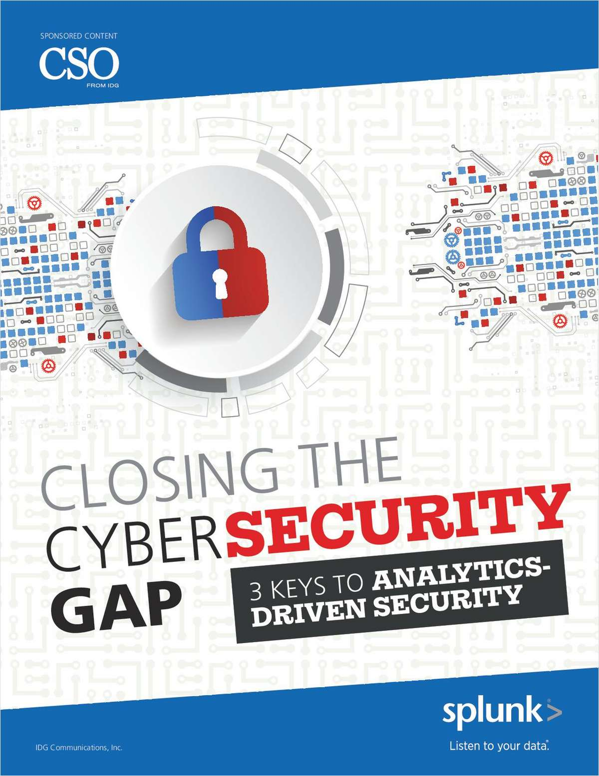 Closing the Cybersecurity Gap: 3 Keys to an Analytics-Driven Security