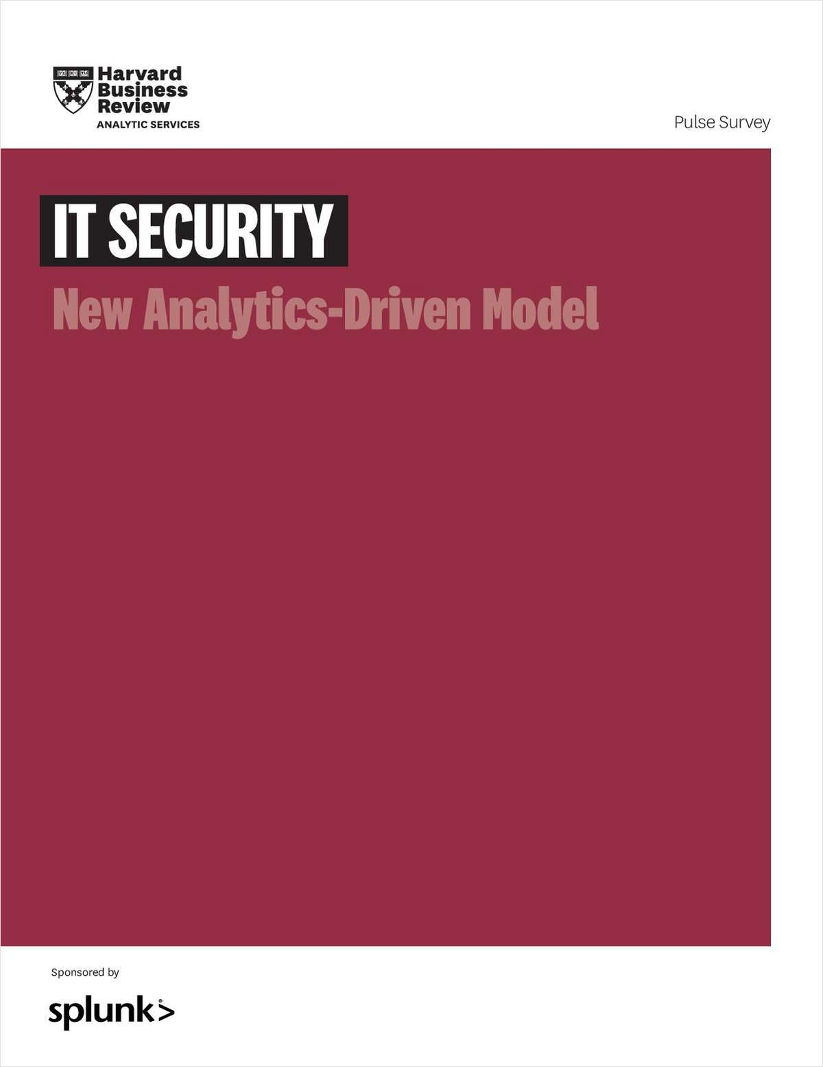 IT Security: New Analytics-Driven Model
