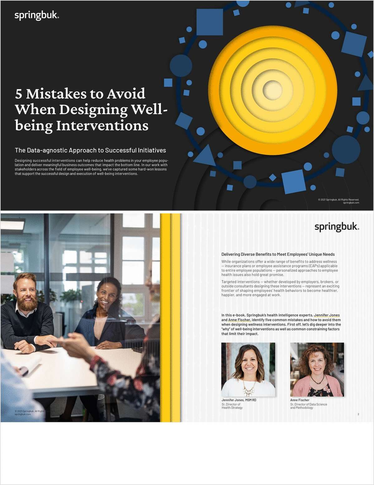 5 Mistakes to Avoid When Designing Well-Being Interventions