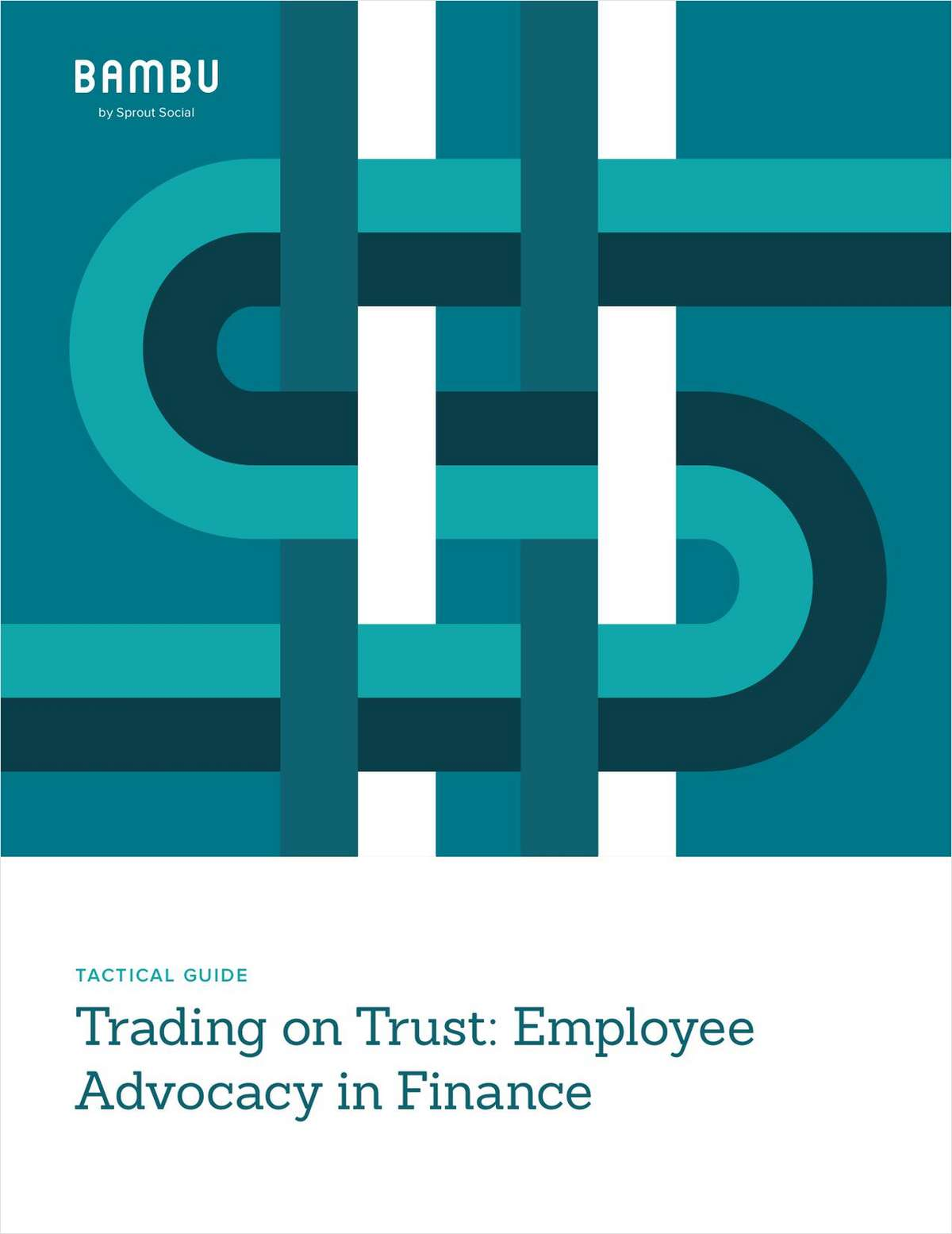 Trading on Trust: Employee Advocacy in Finance