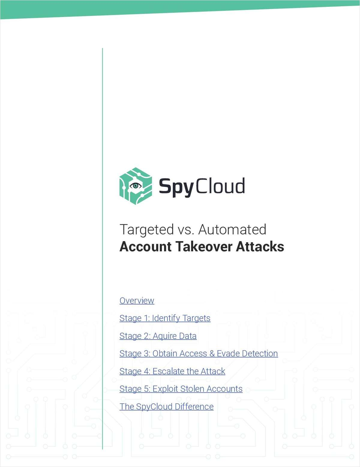 Targeted vs. Automated Account Takeover Attacks: What's the Difference?