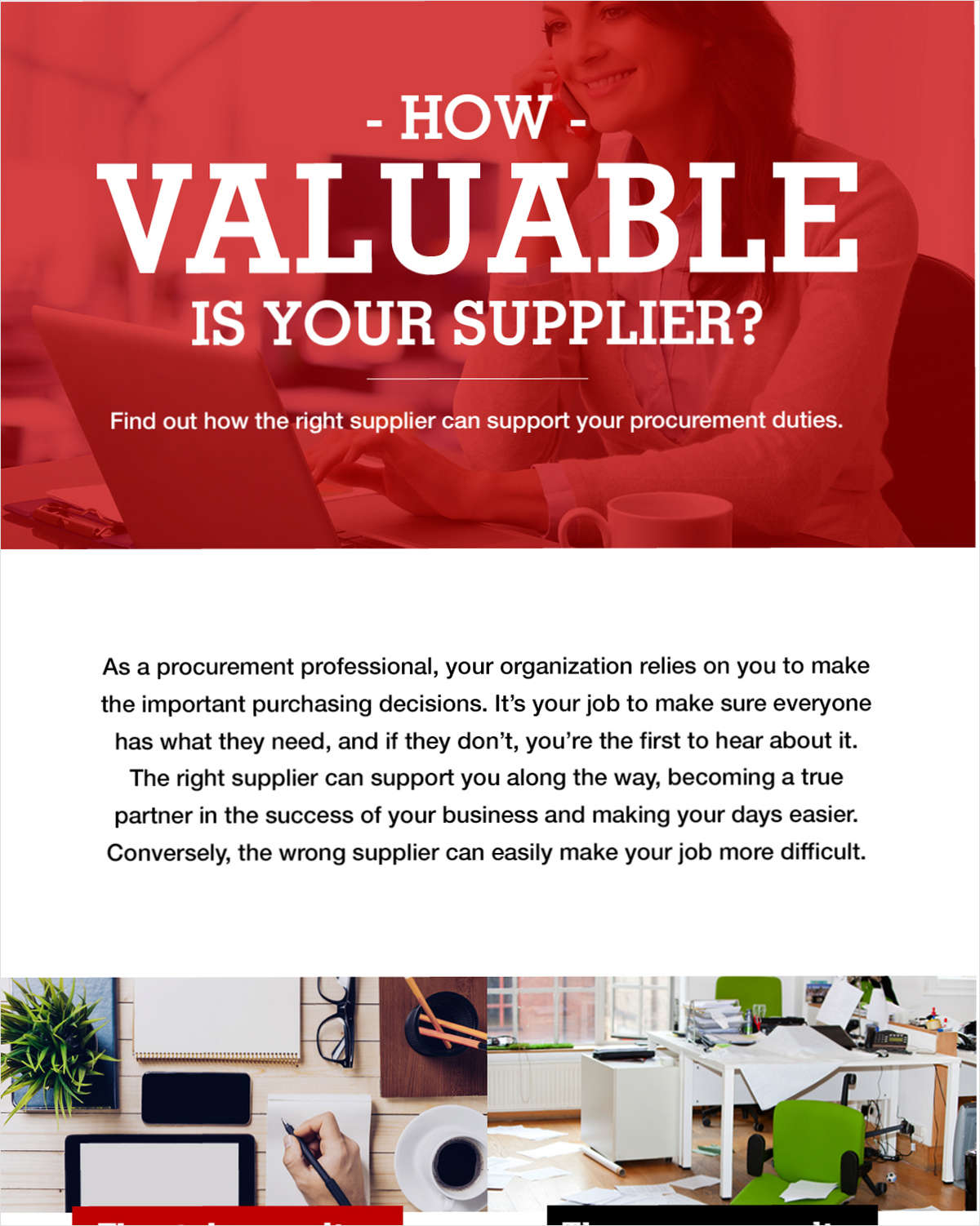 Time to Say Goodbye? 5 Signs Your Supplier Should Go