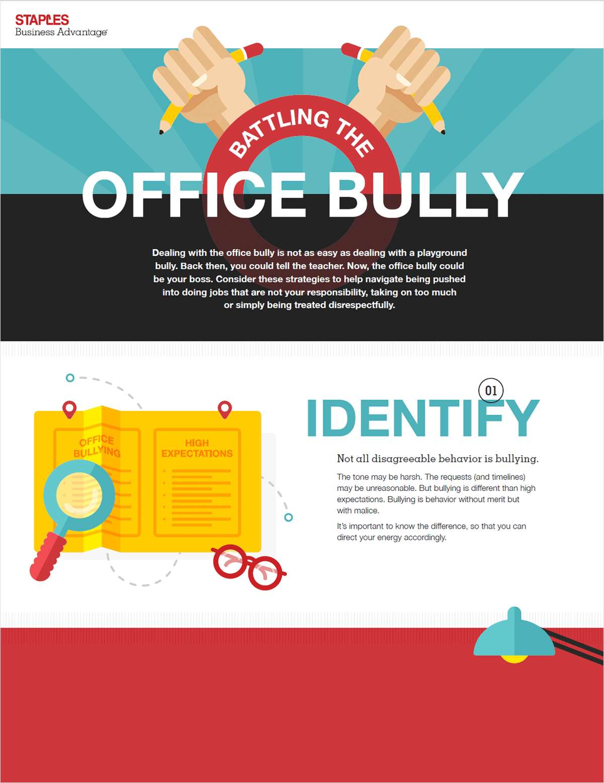Battling the Office Bully