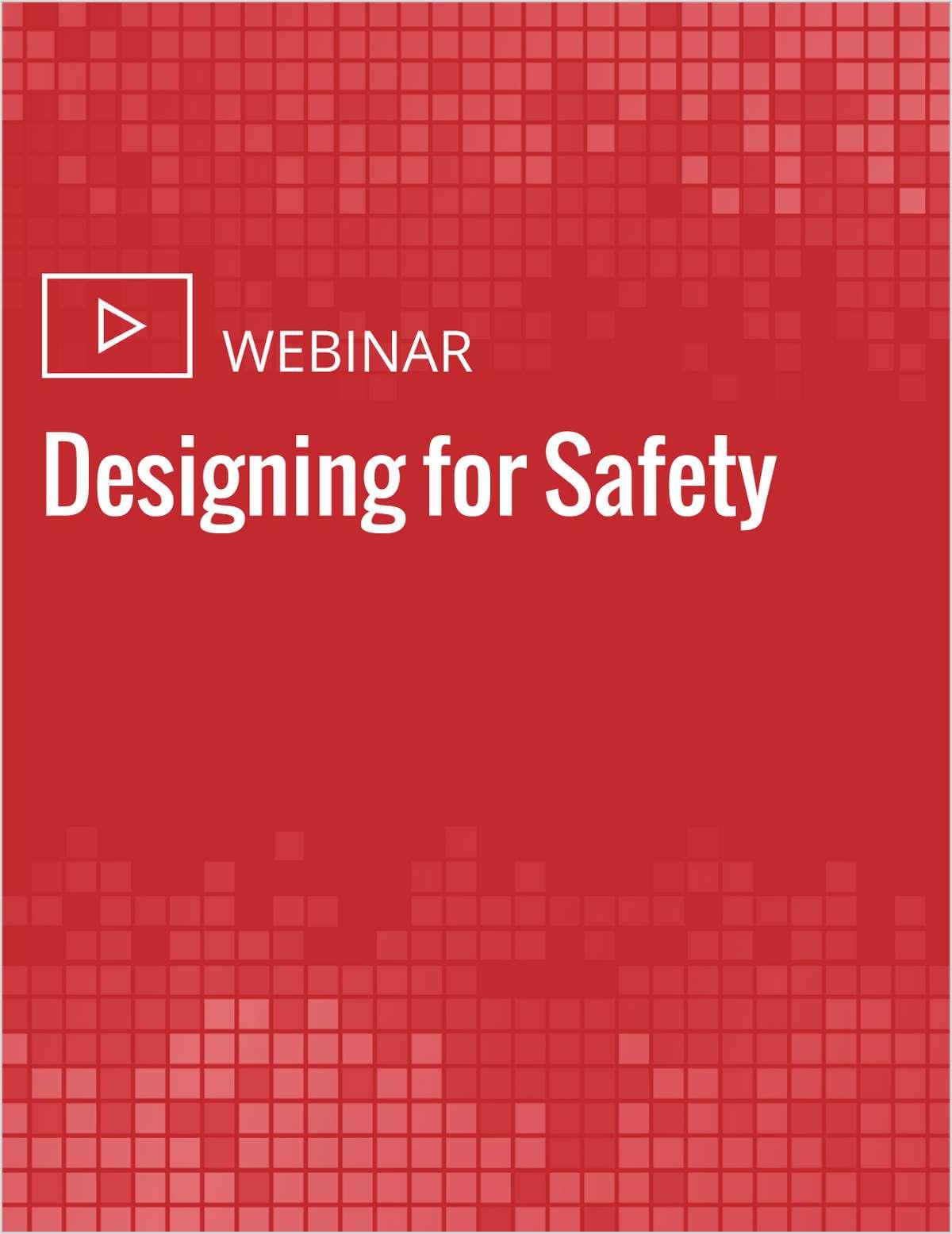 Designing for Safety