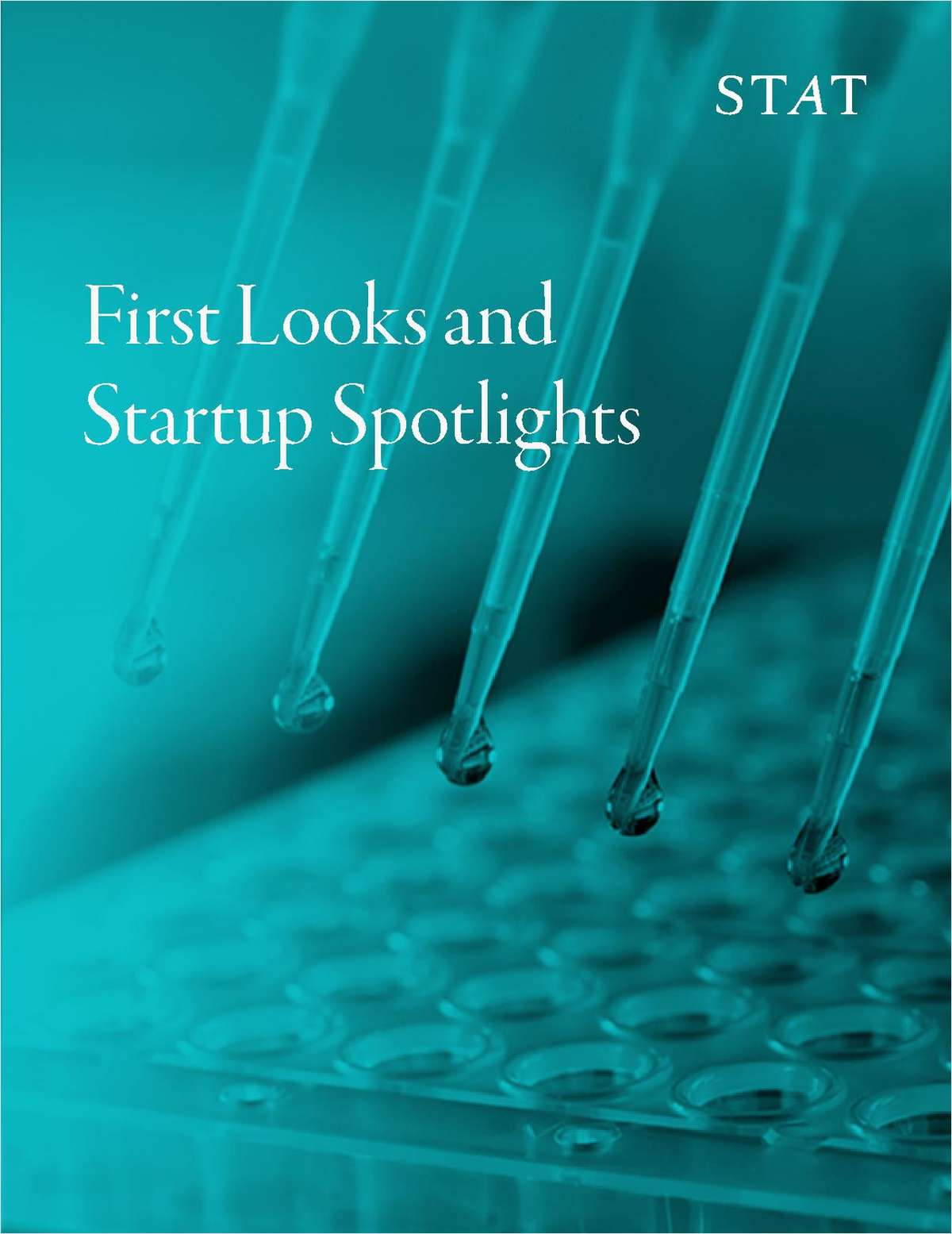 First Looks and Startup Spotlights