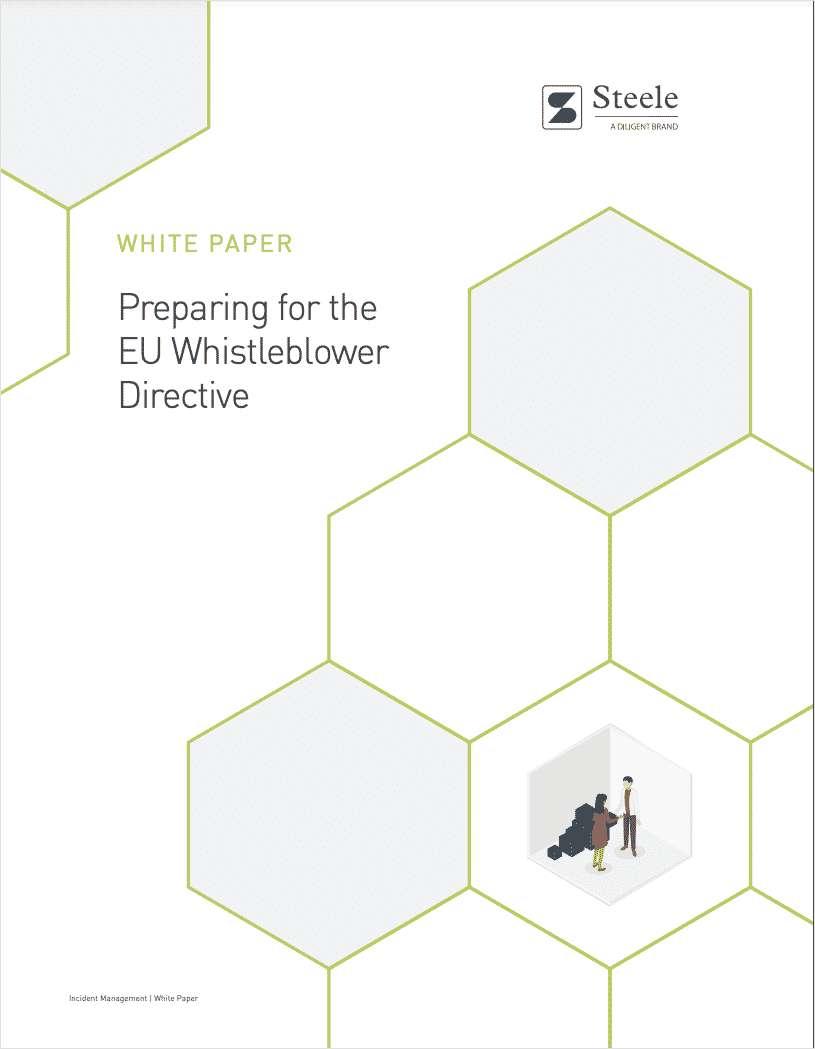Preparing for the EU Whistleblower Directive