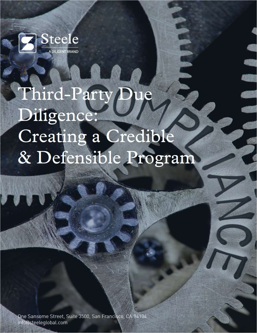 Third-Party Due Diligence: Creating a Credible & Defensible Program