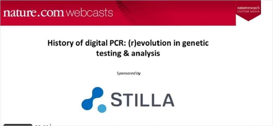History of Digital PCR: (R)Evolution in Genetic Testing & Analysis