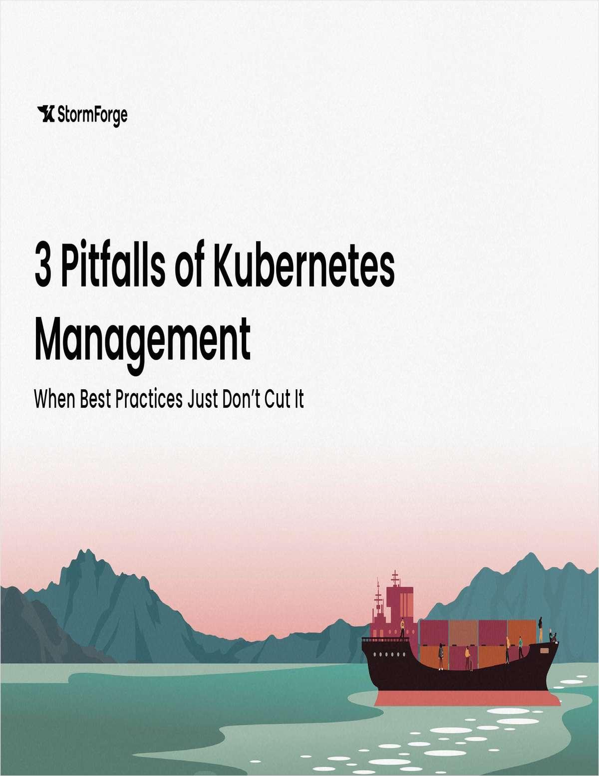 3 Pitfalls of Kubernetes Management: When Best Practices Just Don't Cut It