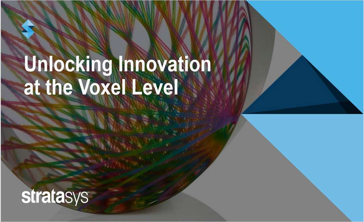 Unlocking Innovation at the Voxel Level