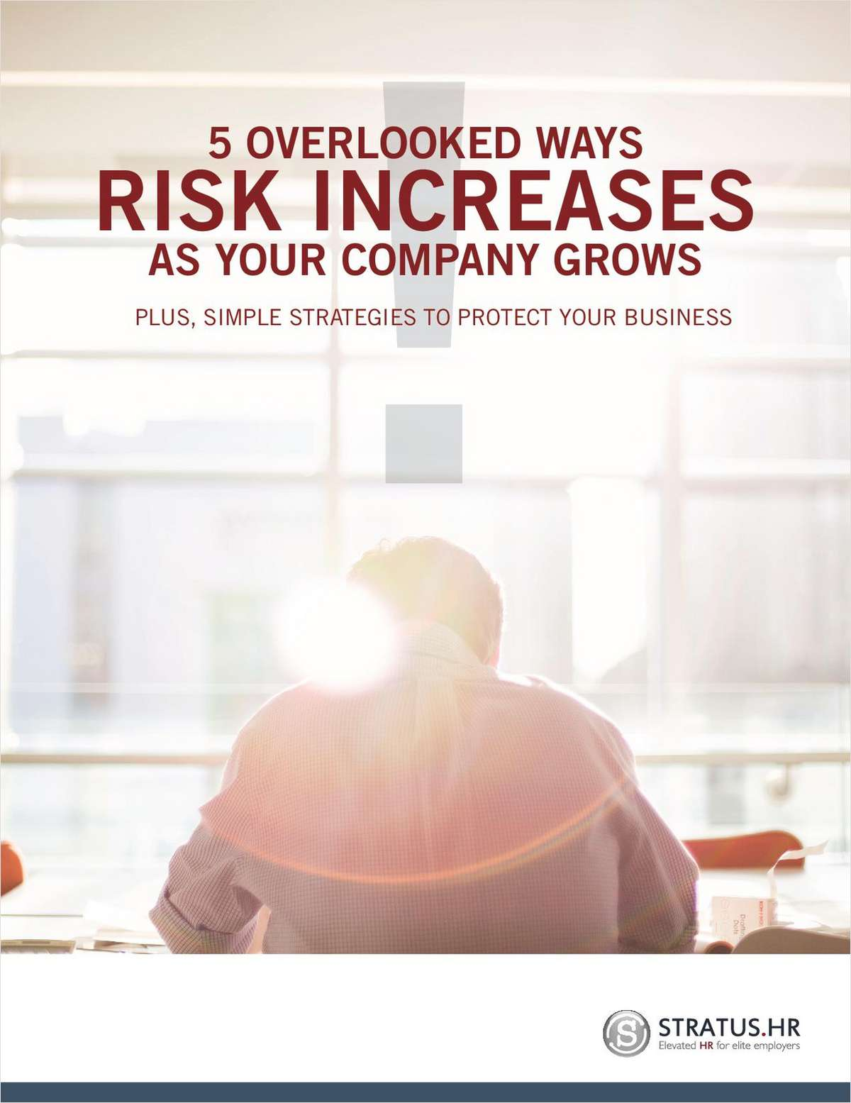 Warning: New Risks for Small Business!