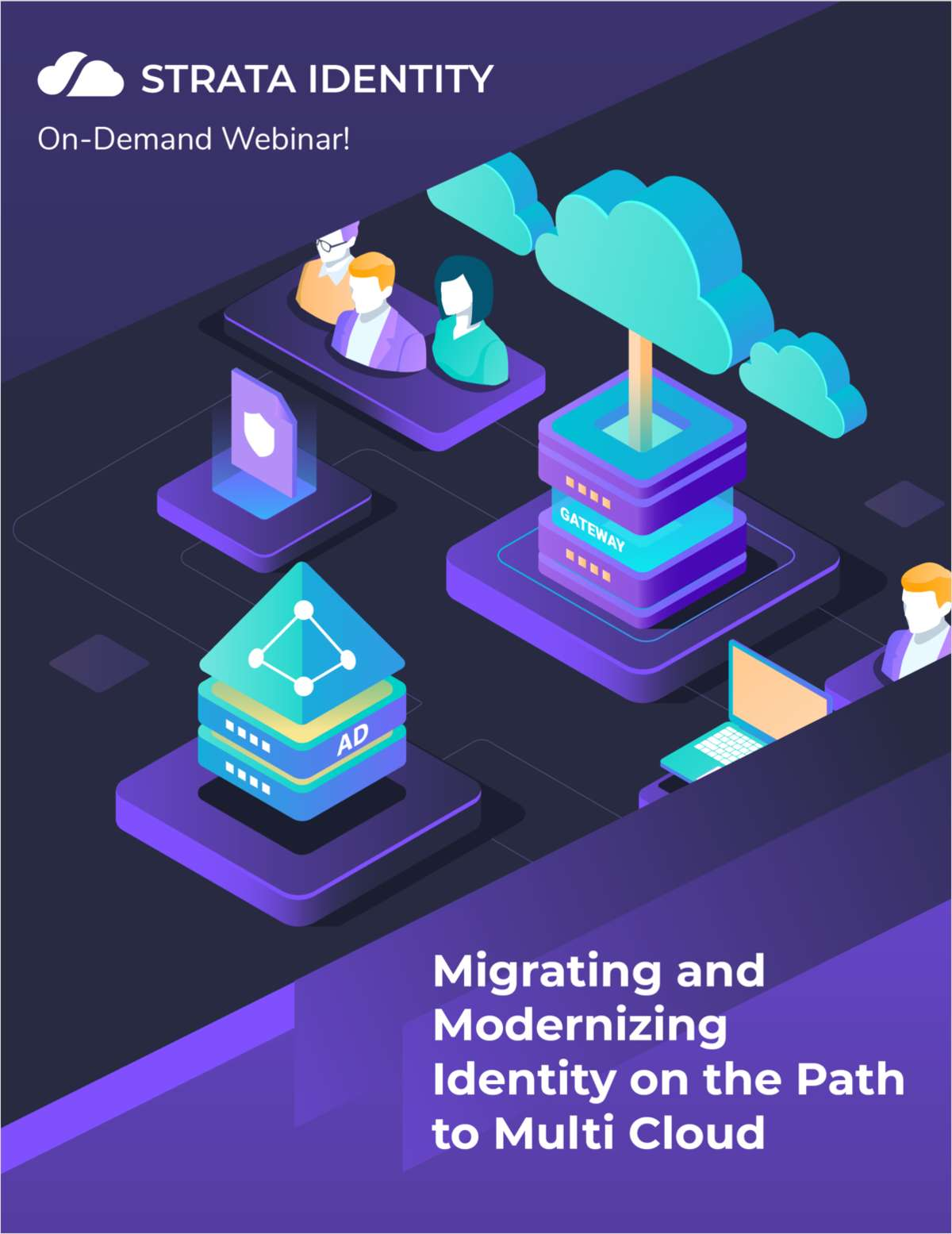 Migrating and Modernizing Identity on the Path to Multi Cloud