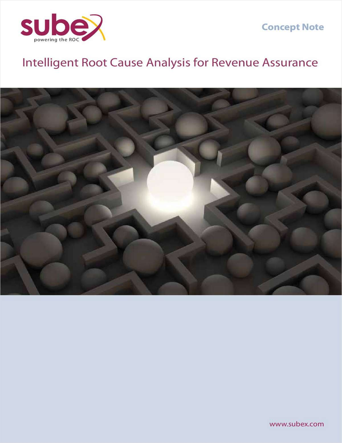 Intelligent Root Cause Analysis for Revenue Assurance