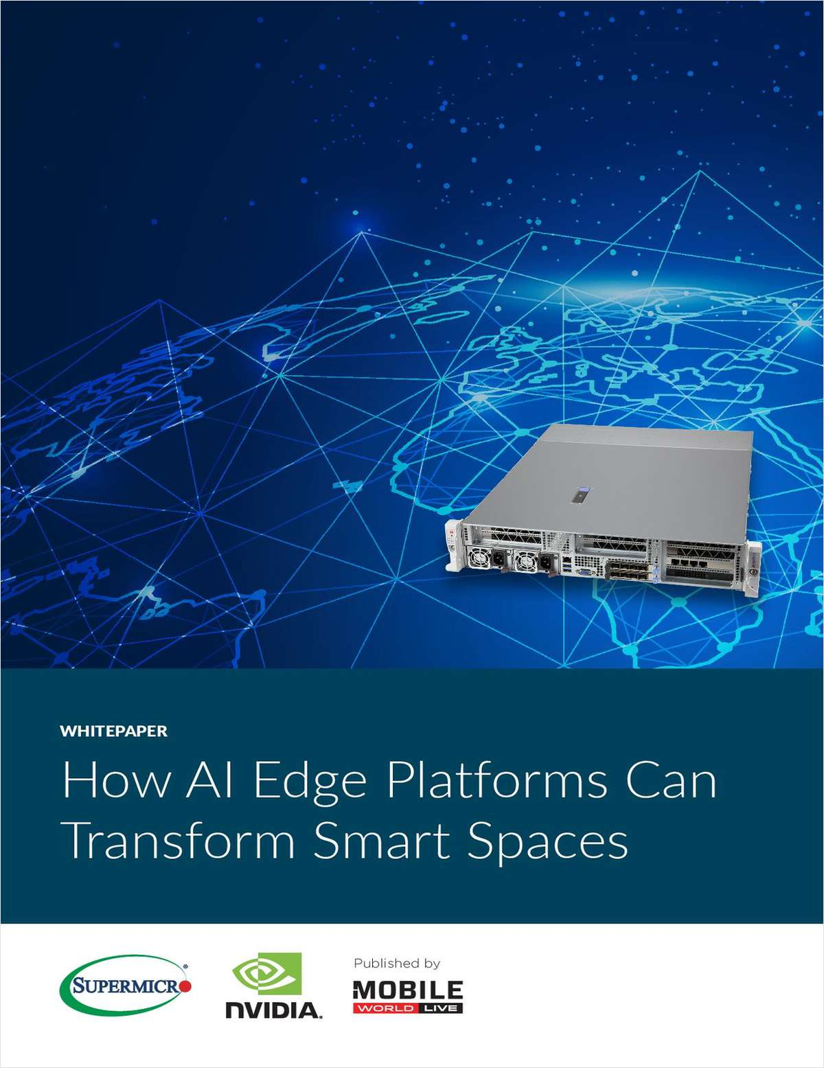 Why AI at the edge is the key to expanding smart spaces