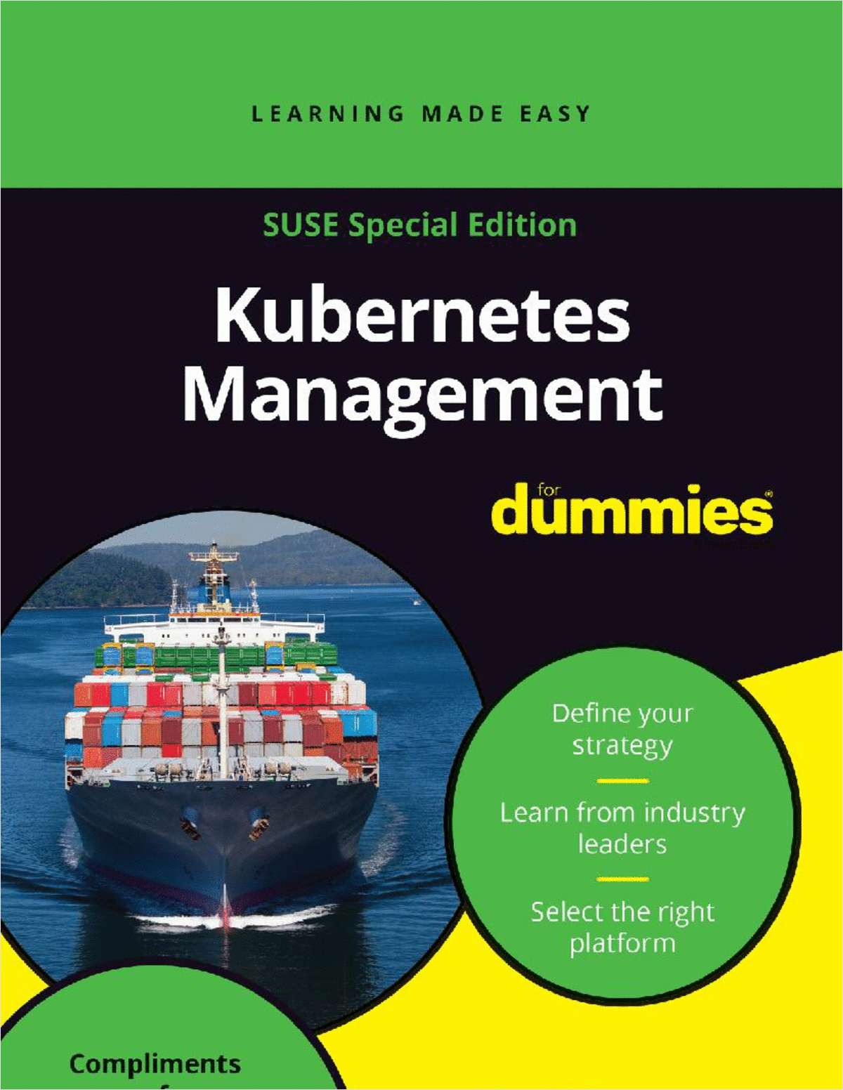 Kubernetes Management For Dummies